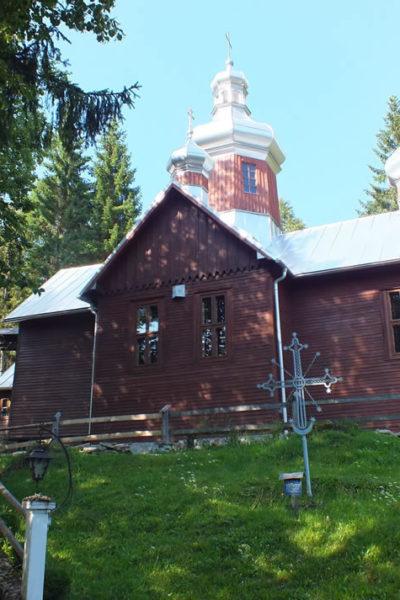 Kościół w Kamiannej